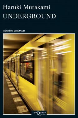 underground 9786074216325 - Underground (Haruki MURAKAMI) Audiolibro voz humana