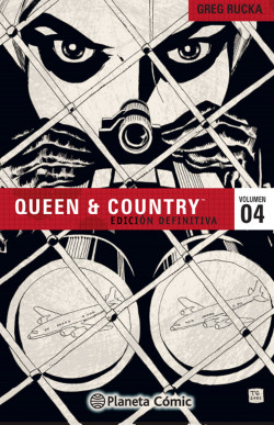 Queen and Country nº 04/04