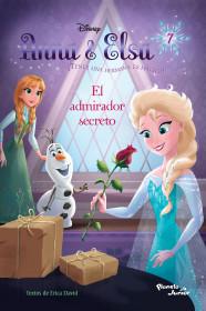 Anna & Elsa. El admirador secreto