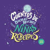 Calendario 2019 Cuentos de buenas noches para niñas rebeldes