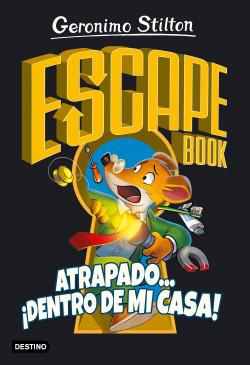 Escape book. Atrapado... ¡dentro de mi casa!