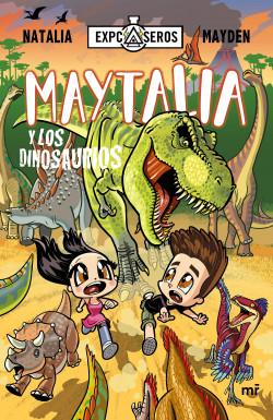 Maytalia y los dinosaurios