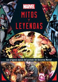 Marvel. Mitos y leyendas